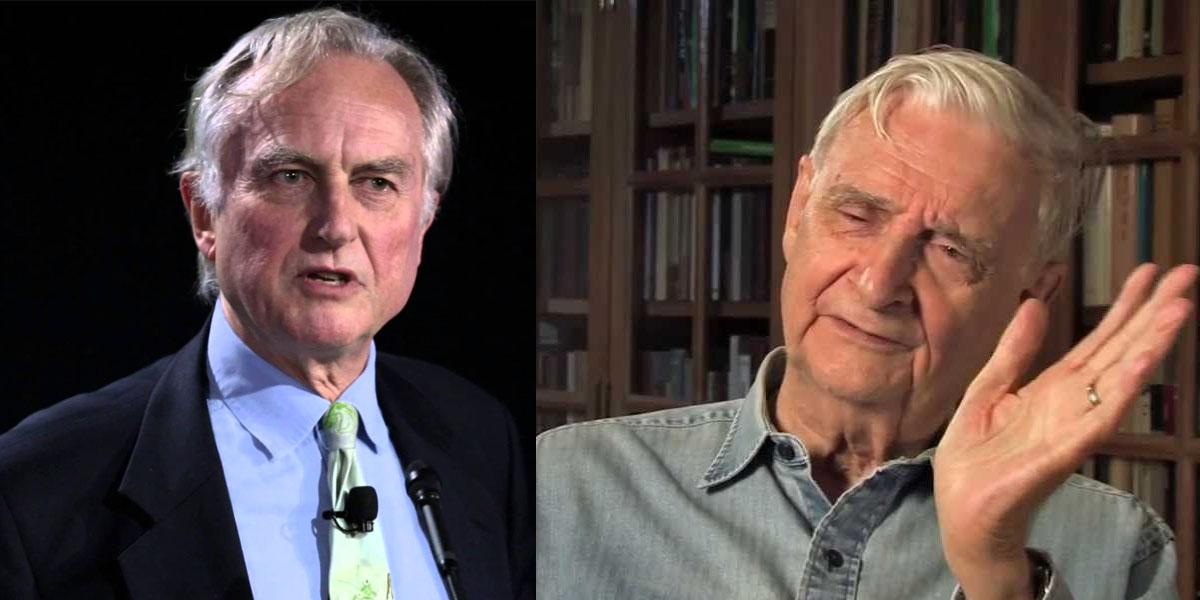 Edward Watson - Richard Dawkins