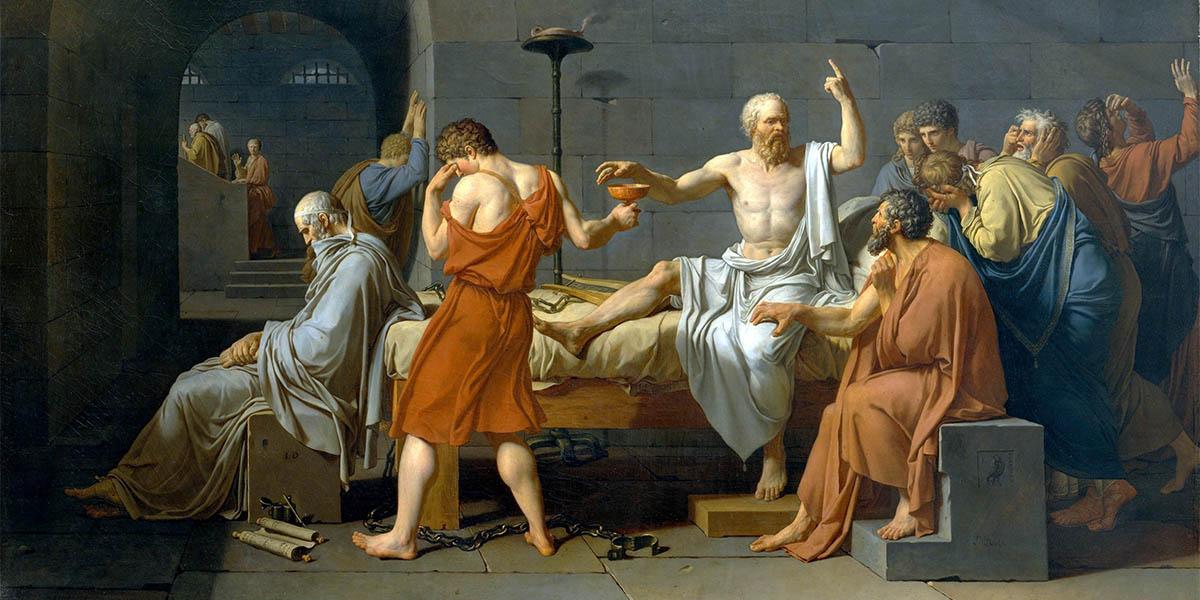 Sokratesin-Ölümü