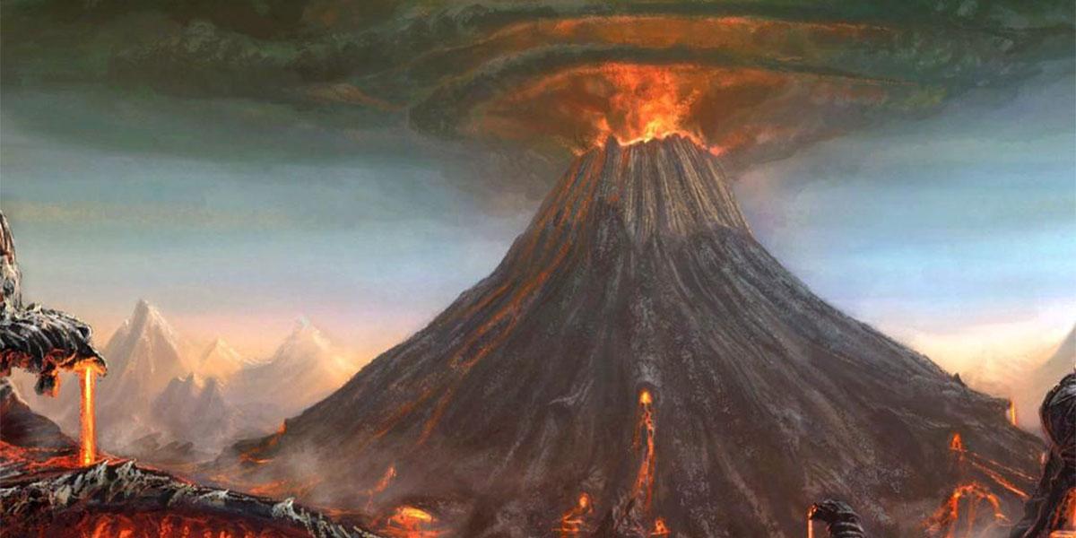 """Tambora 1815: Tarihin en büyük patlaması ve """"Yaz Yaşanmayan Yıl""""   Düşünbil  Portal - Düşünmek Özgürlüktür!"""