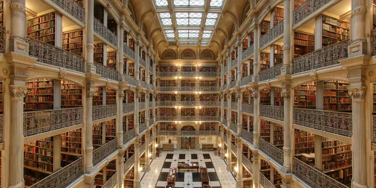 George Peabody Kütüphanesi