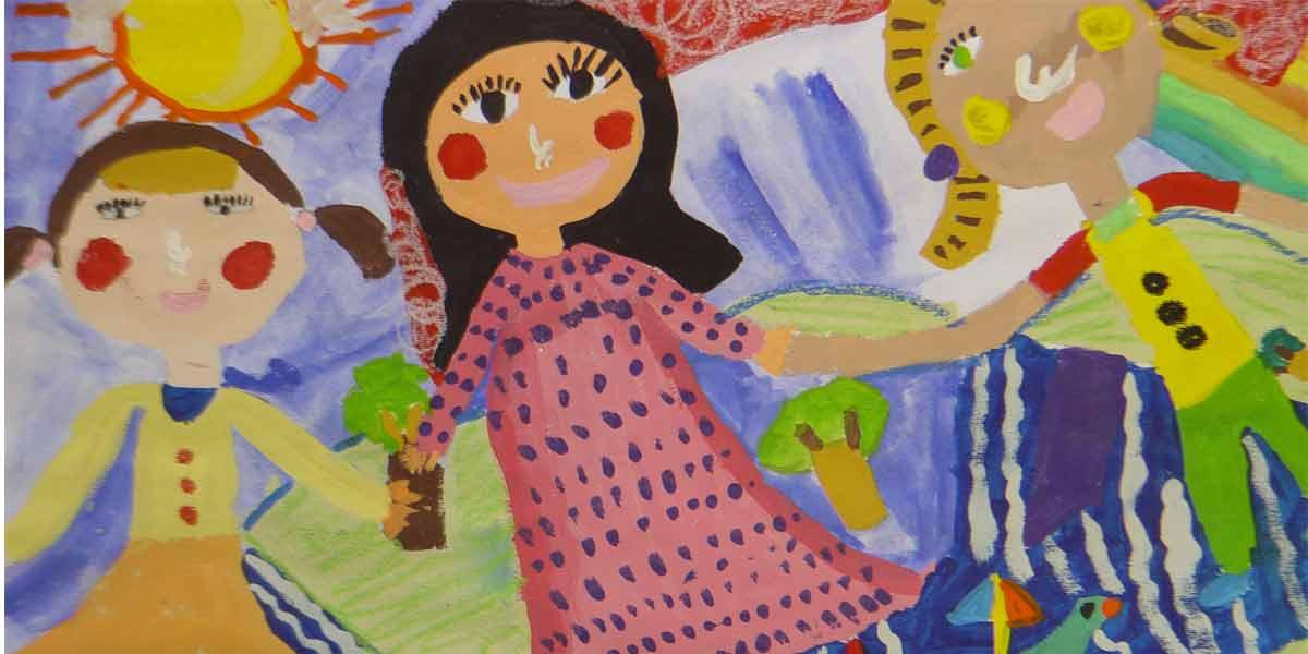 Sanatın çocuklara Faydaları Düşünbil Portal Düşünmek özgürlüktür